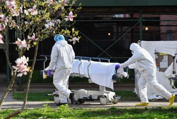 Coronavirus - Record de plus de 2.100 morts dus au coronavirus aux Etats-Unis en 24 heures