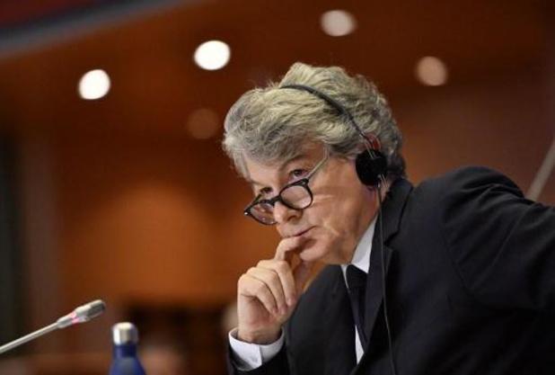 Europarlementsleden keuren kandidatuur goed van Thierry Breton als eurocommissaris