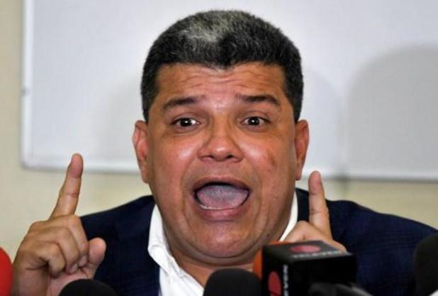 Crisis Venezuela - Dissident oppositielid roept zichzelf uit tot parlementsvoorzitter