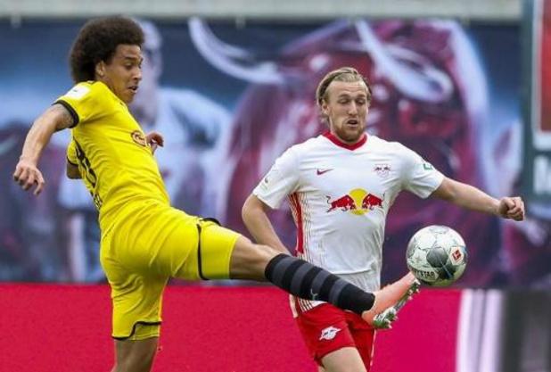 Les Belges à l'étranger - Dortmund s'assure la 2e place, un assist et un but pour Lukebakio