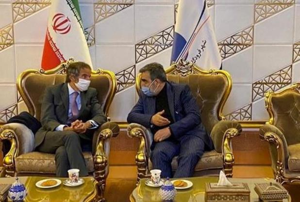 Nucléaire iranien - Le directeur de l'AIEA est arrivé à Téhéran pour sa première visite