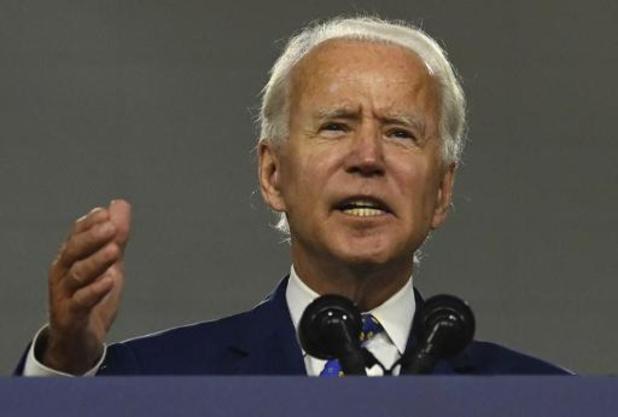 Présidentielle américaine 2020 - Joe Biden officiellement investi par le Parti démocrate pour la présidentielle américaine