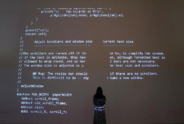 Broncode wereldwijde web geveild voor 5,4 miljoen dollar