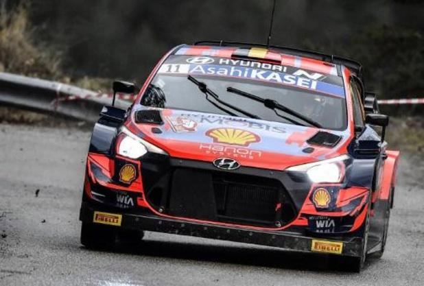 Sébastien Ogier pakt recordzege in Monte Carlo, Neuville eindigt als derde