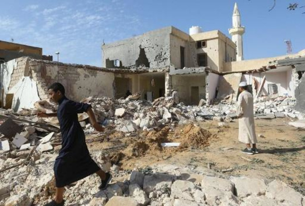Eerste onderhandelingsronde voor staakt-het-vuren in Libië beëindigd zonder akkoord