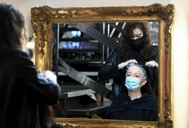 Nouvelle fermeture pour les coiffeurs