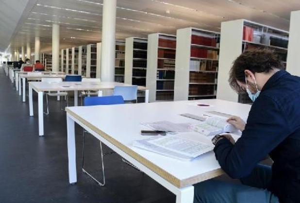 Des résultats stables dans l'enseignement supérieur l'an dernier, malgré le Covid