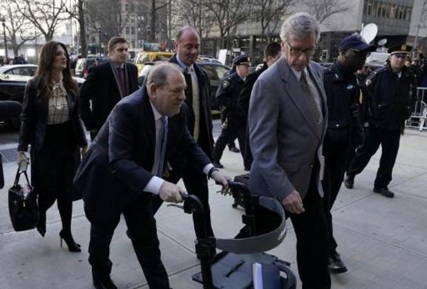 Harvey Weinstein is schuldig bevonden aan aanranding en verkrachting