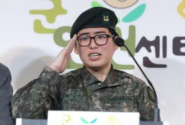 Zuid-Koreaanse leger ontslaat transvrouw