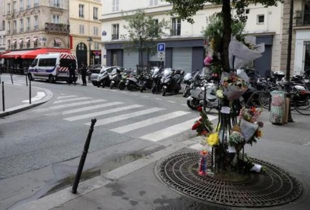 Quatre personnes en garde à vue dans l'enquête sur l'attentat du quartier de l'Opéra