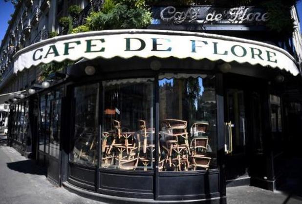 Cafés, bars en restaurants in Frankrijk gaan op 2 juni opnieuw open