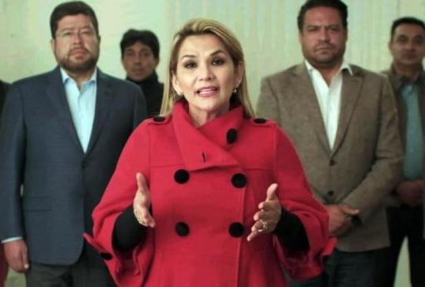 Bolivie: arrestation de l'ex-présidente par intérim Jeanine Añez