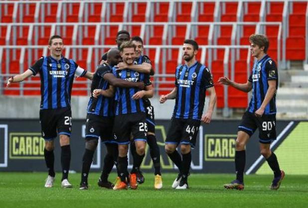 Club Brugge treft Dinamo Kiev, Antwerp ontmoet Rangers