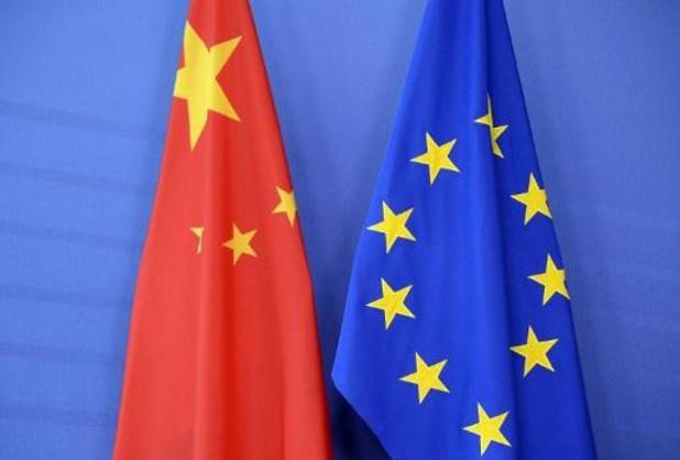 EU neemt mensenrechtensancties tegen China