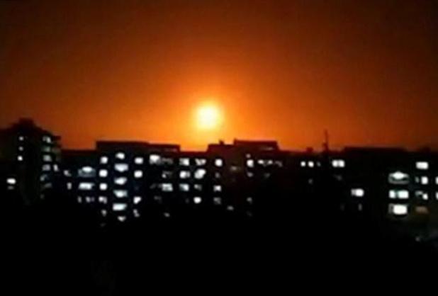 Syrische regeringstroepen vallen zuidelijke stad Daraa aan
