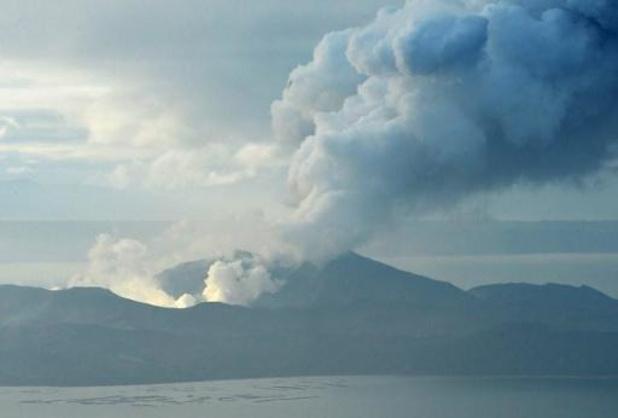 Nieuwe activiteit ontdekt in buurt van Filipijnse vulkaan