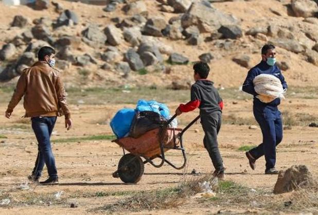 Jordanie: un réfugié syrien sur quatre souffre d'insécurité alimentaire