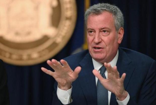 Crainte de dépasser les 10.000 contaminations à New York