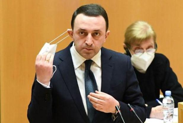 Le parlement géorgien confirme la nomination du nouveau Premier ministre