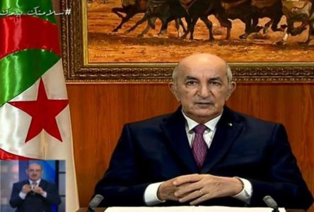 Algerijnen trekken op 12 juni naar de stembus