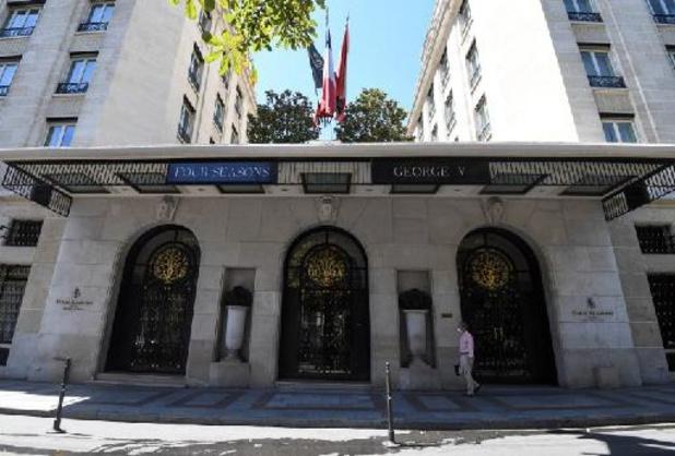 Voor 100.000 euro aan juwelen gestolen in luxehotel in Parijs