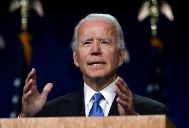 Amerikaanse presidentsverkiezingen 2020 - Joe Biden aanvaardt officieel nominatie als Democratische presidentskandidaat