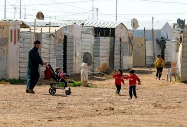 La Belgique débloque 8 millions d'euros pour l'aide humanitaire à la Syrie