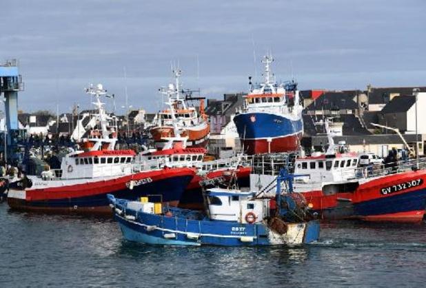 Visserijconflict met Verenigd Koninkrijk: Frankrijk dreigt met vergeldende maatregelen