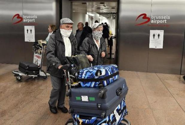 Bijna 300 Belgen uit Zuid-Afrika gerepatrieerd