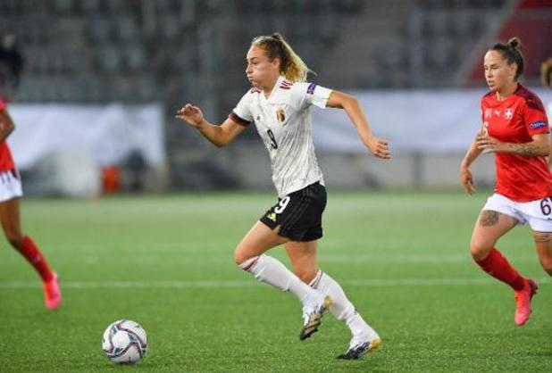 """Tessa Wullaert blikt vooruit op Litouwen: """"Nederlaag in Zwitserland is nog niet verteerd"""""""