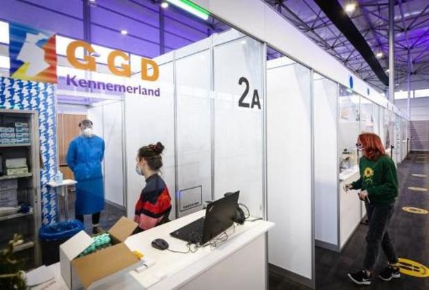 Nederland registreert fors meer nieuwe coronabesmettingen
