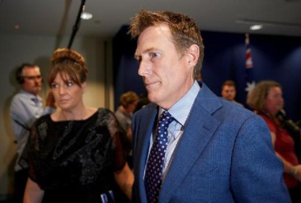 Australie: démission d'un ministre sur fond de scandale