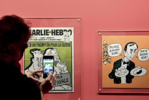 Procès en diffamation contre Charlie Hebdo: la plainte d'une ville italienne examinée