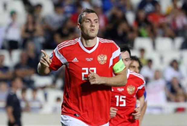 Nations League - Aanvoerder Russisch elftal uit selectie na uitgelekte video