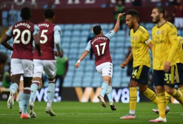 Premier League - Aston Villa se relance dans la course au maintien en battant Arsenal