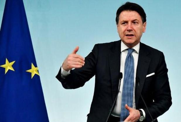 Italië gaat lockdown-maatregelen na 3 april verlengen
