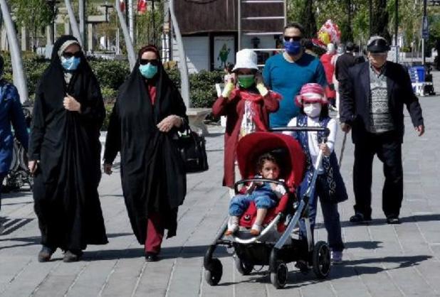 Iran belandt in vierde coronagolf met sterke toename van besmettingen en overlijdens