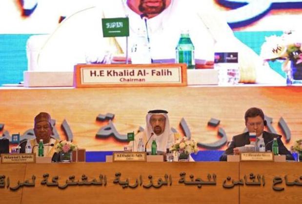 """Pétrole: l'Arabie saoudite appelle à une réunion """"urgente"""" de l'Opep+"""