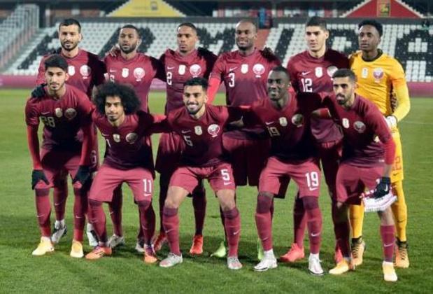 Kwal WK 2022 - WK-gastheer Qatar doet ervaring op in Europese kwalificatiegroep A