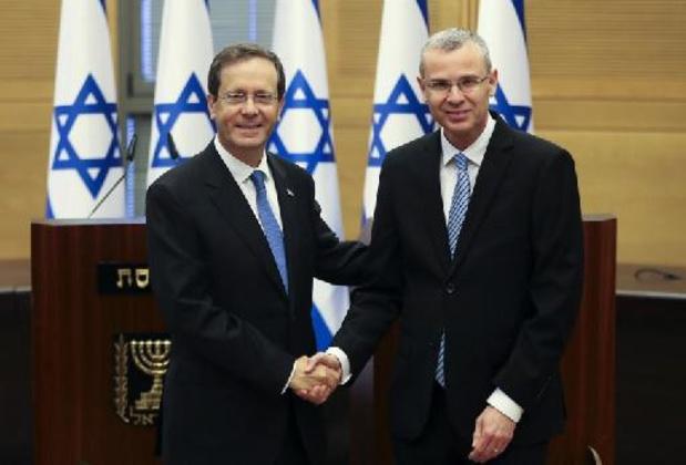 Le travailliste Isaac Herzog élu président d'Israël par les députés