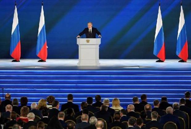 Poetin mikt op collectieve immuniteit in Rusland in de herfst
