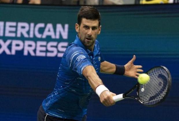 Djokovic confirme sa reprise à Tokyo
