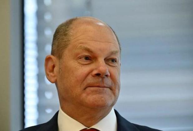 Duitse sociaaldemocraten schuiven minister Scholz naar voren als kanselierskandidaat