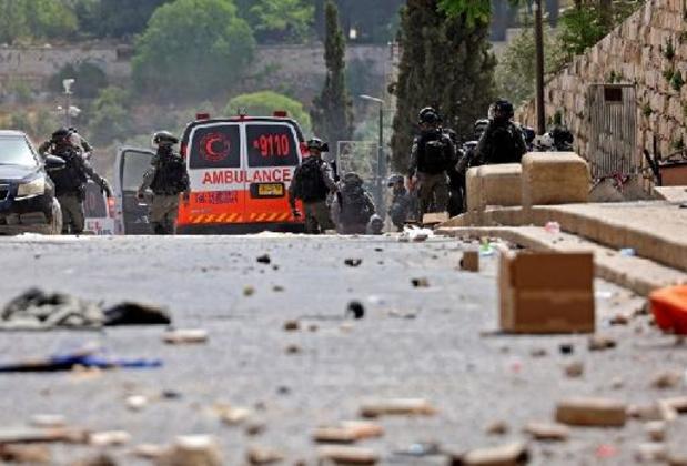 Nouveaux heurts sur l'esplanade des Mosquées à Jérusalem, plus de 200 blessés