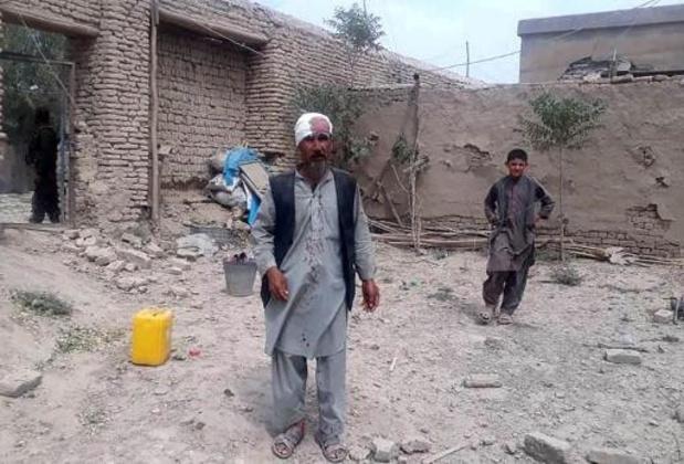 Les USA mènent un raid aérien sur les talibans pour la première fois depuis des mois