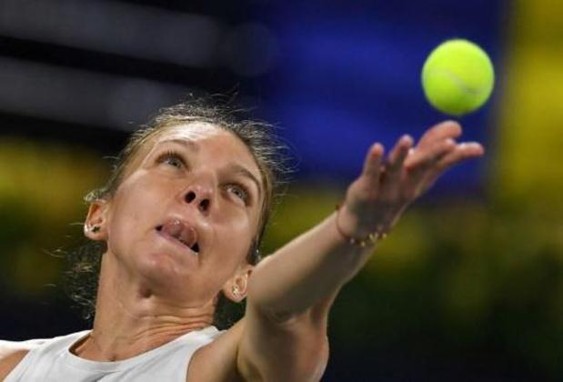 WTA Dubaï: Simona Halep en finale face à Elena Rybakina, qui disputera sa 4e finale en 5 tournois