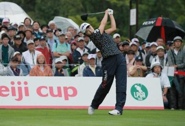 LPGA - La Japonaise Shibuno en tête de l'US Open joué à Houston