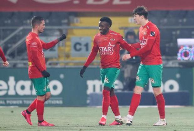 Jupiler Pro League - Charleroi perd à Ostende et commence mal 2021