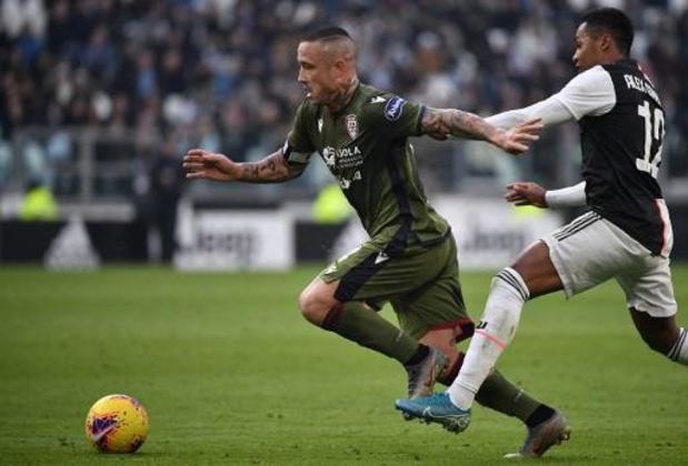 Nainggolan en Cagliari verliezen bij Juve, Zlatan viert terugkeer bij Milan in mineur