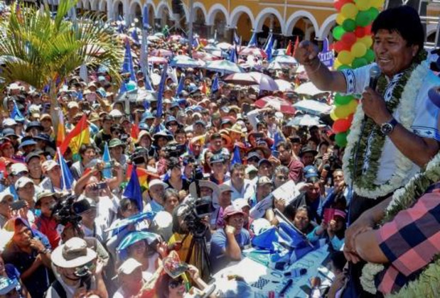 Verkiezingen Bolivia - Evo Morales wint verkiezingen (officiële resultaten)